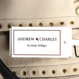 Andrew Charles New York Womens Handbag Red MARTA