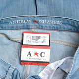 Andrew Charles New York Womens Jeans Denim JOSY