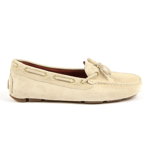 Andrew Charles New York Womens Loafer Beige CAMILLA