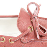 Andrew Charles New York Womens Loafer Pink CAMILLA