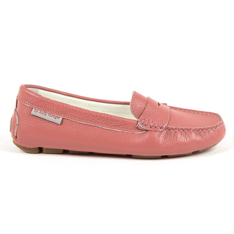 Andrew Charles New York Womens Loafer Pink MAX