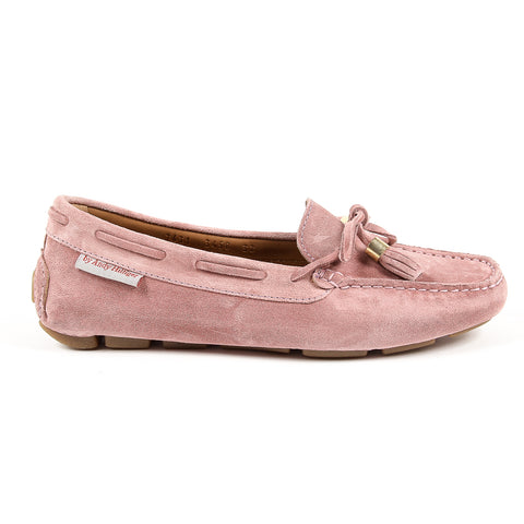 Andrew Charles New York Womens Loafer Pink VICTORY