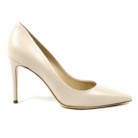 Andrew Charles New York Womens Pump Beige MIA