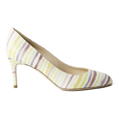 Andrew Charles New York Womens Pump Multicolor AURORA