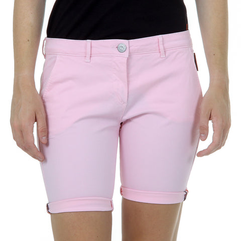 Andrew Charles New York Womens Shorts Pink SAFIA