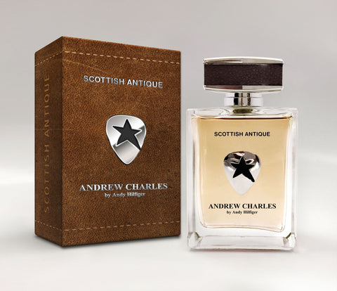 Scottish Antique Cologne Andrew Charles by Andy Hilfiger Limited Edition