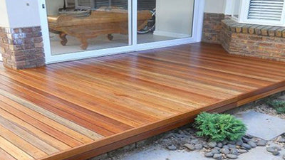 Deck-Mates - Spotted Gum 86x19 decking