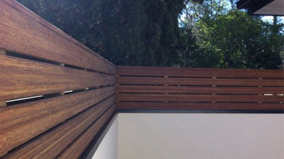 Delatitle Carpentry - Bamboo Decking Screen