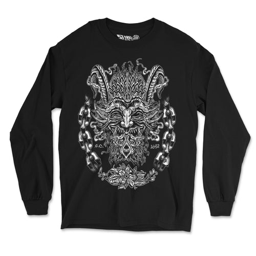 """Fallen"" Long Sleeve Shirt - Stoned Cult Apparel"