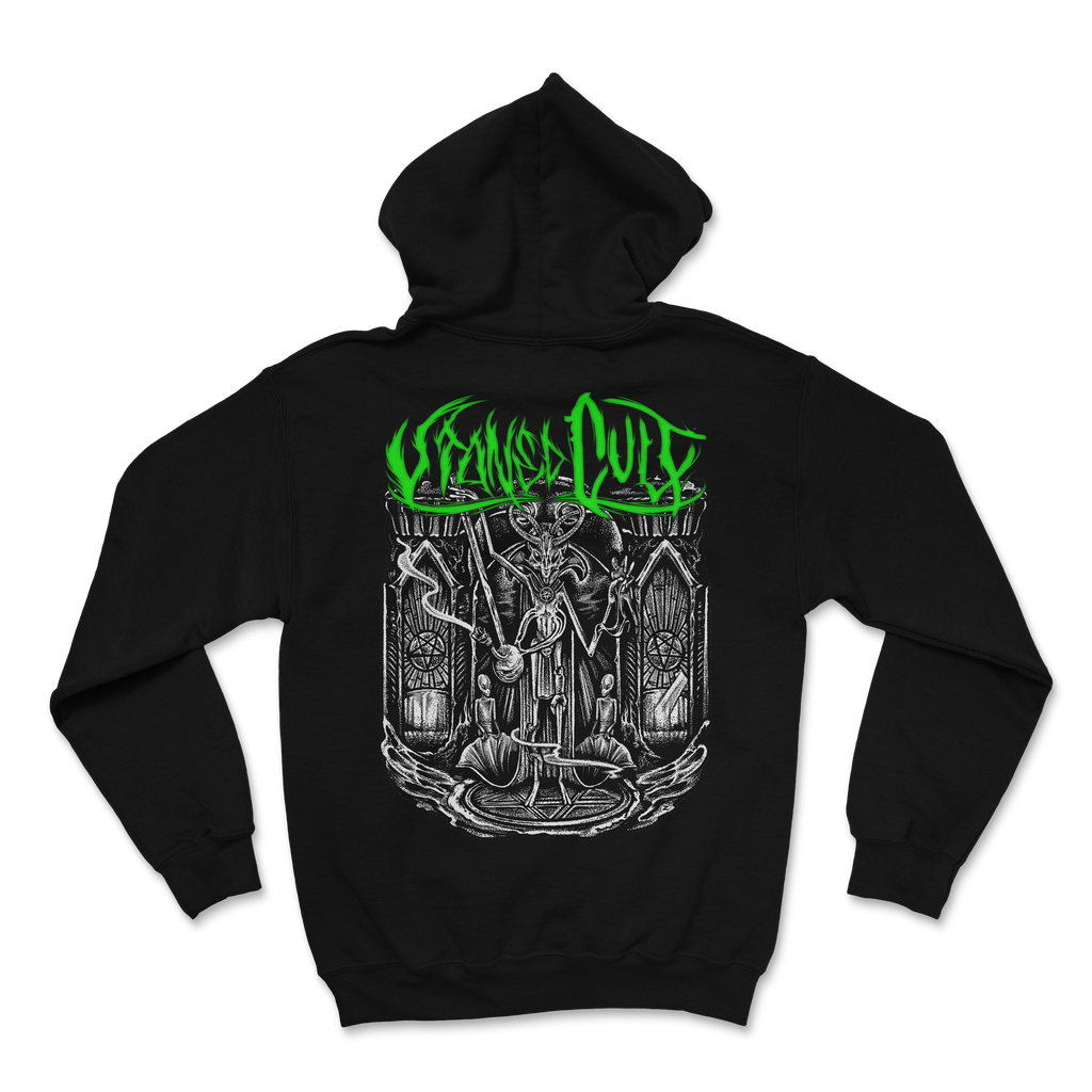 """From Hell to Space"" Hoodie - Stoned Cult Apparel"