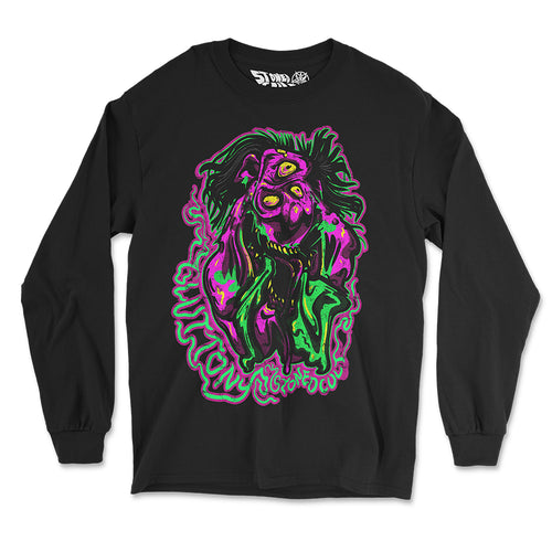 """Gluttony"" Long Sleeve Shirt - Stoned Cult Apparel"