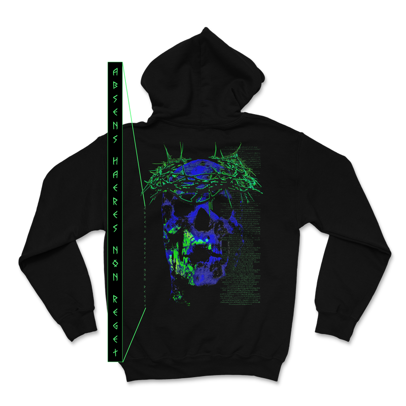 """Lord of Nothing"" Hoodie - Stoned Cult Apparel"