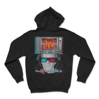 """Only A Test"" Hoodie - STONED CULT APPAREL"