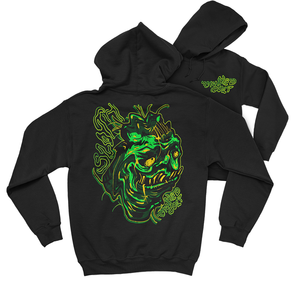 """Sloth"" Hoodie - Stoned Cult Apparel"