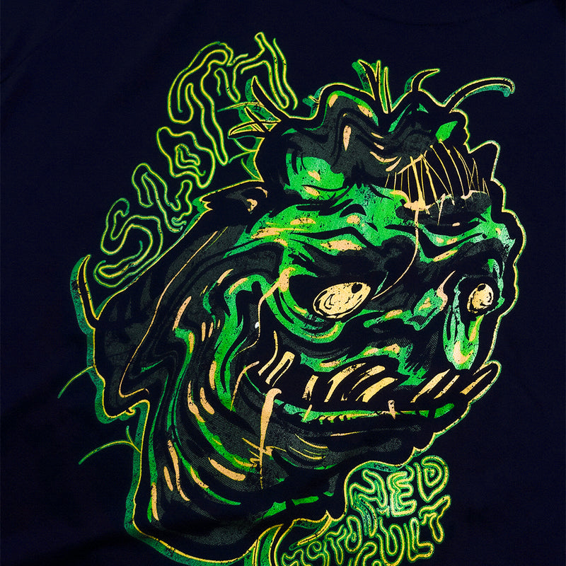 """Sloth"" Tee - Stoned Cult Apparel"