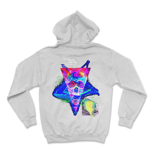 """Violent"" Hoodie - Stoned Cult Apparel"
