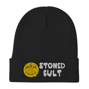 """All Smiles"" Beanie - Stoned Cult Apparel"