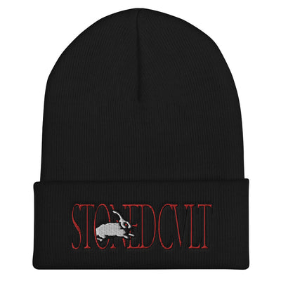 Stoned Cult Classic Cuffed Beanie - STONED CULT APPAREL
