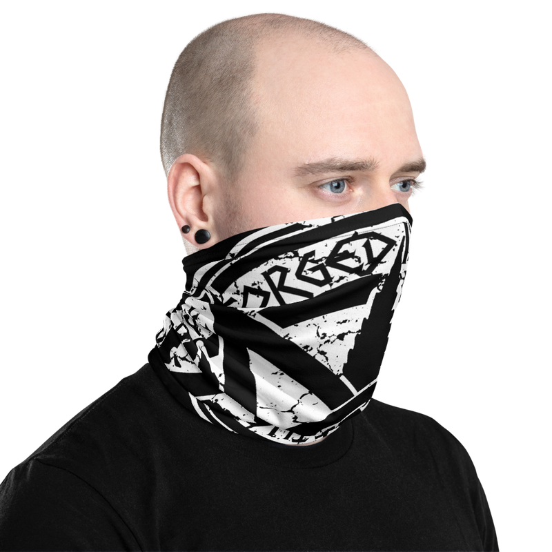 """Sigil"" Neck Gaiter - STONED CULT APPAREL"