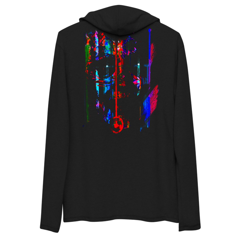 """Abstract"" Lightweight Hoodie - Stoned Cult Apparel"