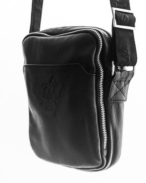 Lupe Leather Cross Bag