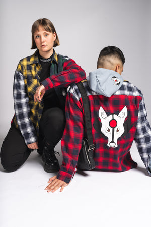 'Patchworks' Flannel