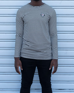 Black Benjamin Long Sleeve