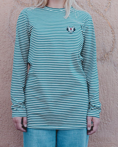 Green Benjamin Long Sleeve