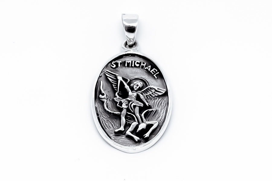 Pendant St Michael/Guardian Angel