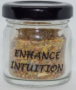 Incense Resin Jars Unique Intuitive Blends