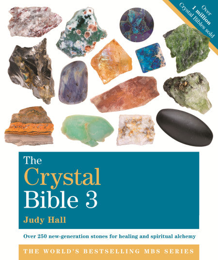 Book The Crystal Bible Volume 3
