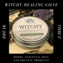 Witchy Healing Salve