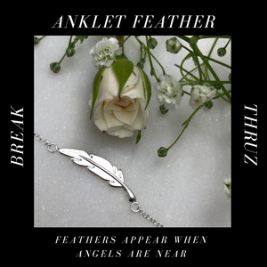Anklet Feather