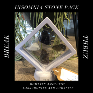 Insomnia Nightmare Stone Pack