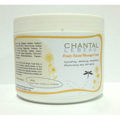 Fruity Facial Massage Cream