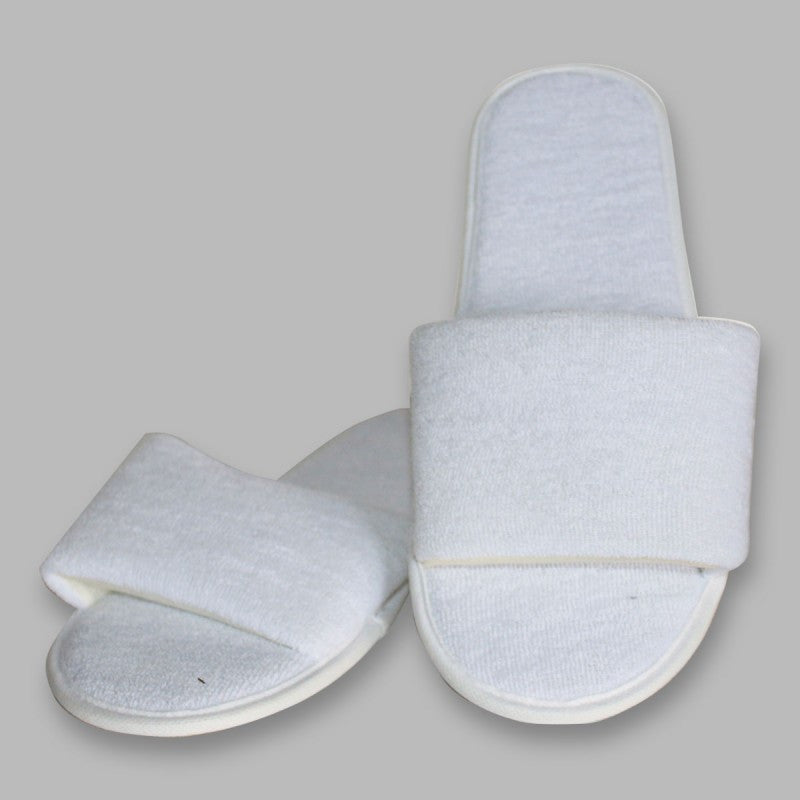 Slippers - Towel (Open Toe)
