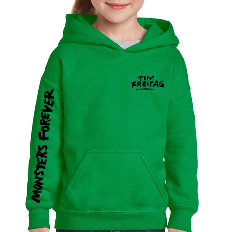Tim Freitag X Monsters Green Kids