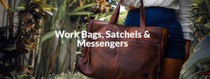 SATCHELS & MESSENGER BAGS