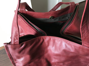 The Wing Bag - NEW Extra Large square shaped tote