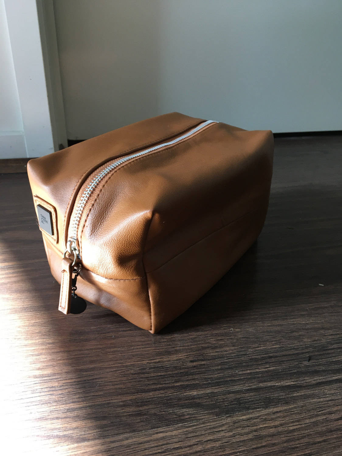 The Padre-Old School Mens Toiletry bag. Shaving bag.Best gift for the gentleman that has everything.