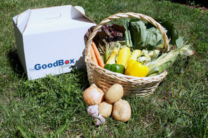 The GoodBox. - A Week's worth of Fresh Healthy Goodness for 1-2 people!