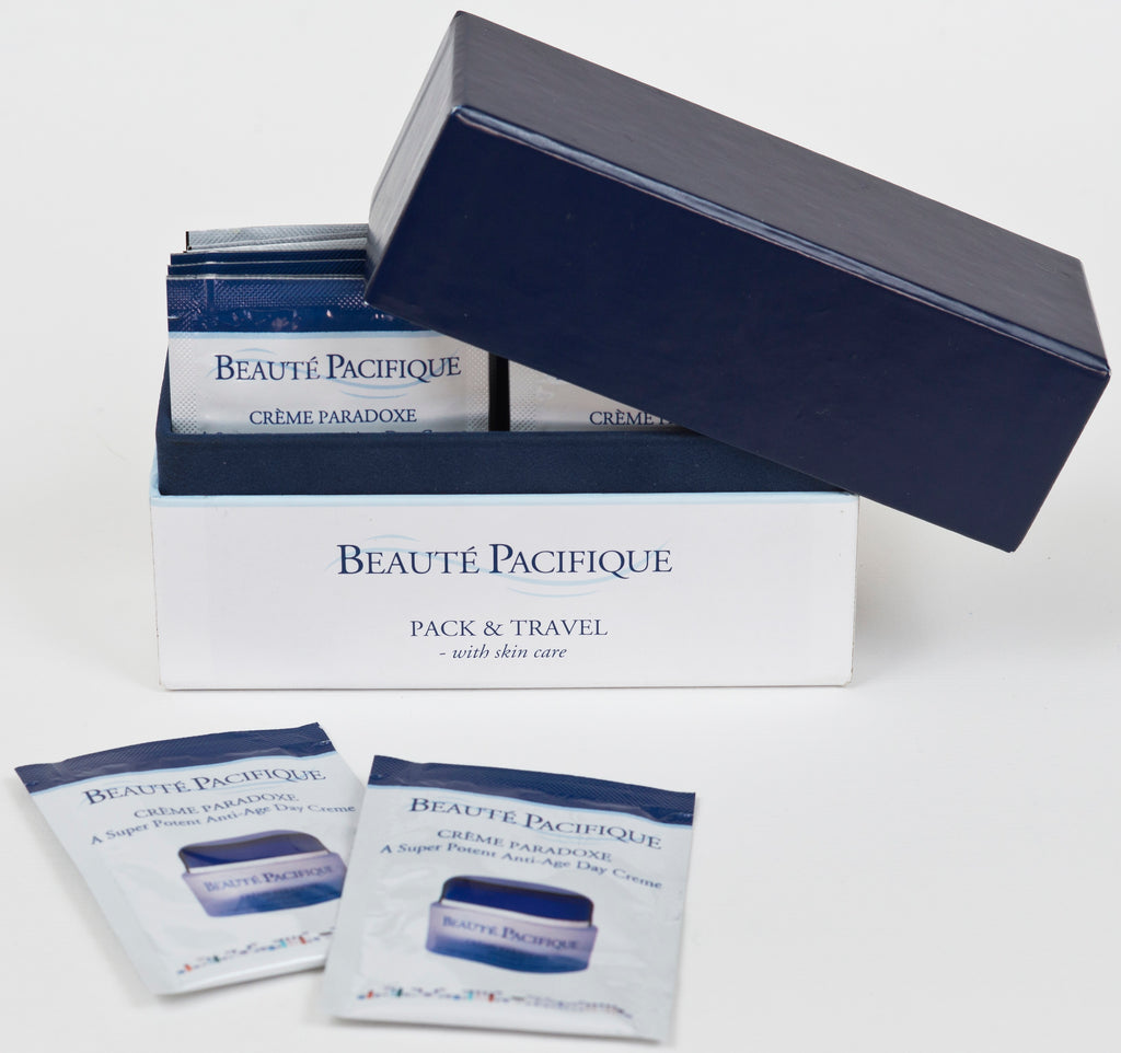 Beauté Pacifique Pack & Travel combination - oily skin type, 60 ml