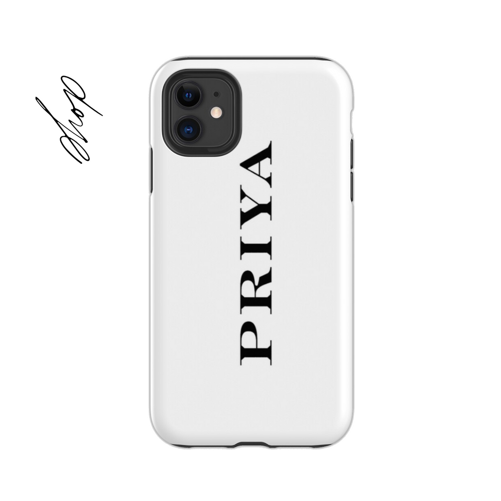 Personalised Phone Case | The Devil Wears