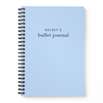 Bullet Journal A5 Notebook | French Blue