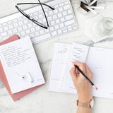 Personalised Weekly Planner | In the Pink - The Luxe Gift Co.