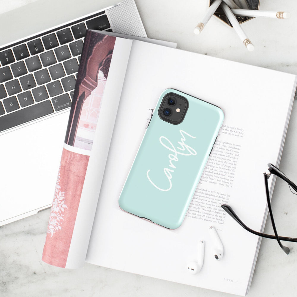 iPhone Case | Just Mint - The Luxe Gift Co.