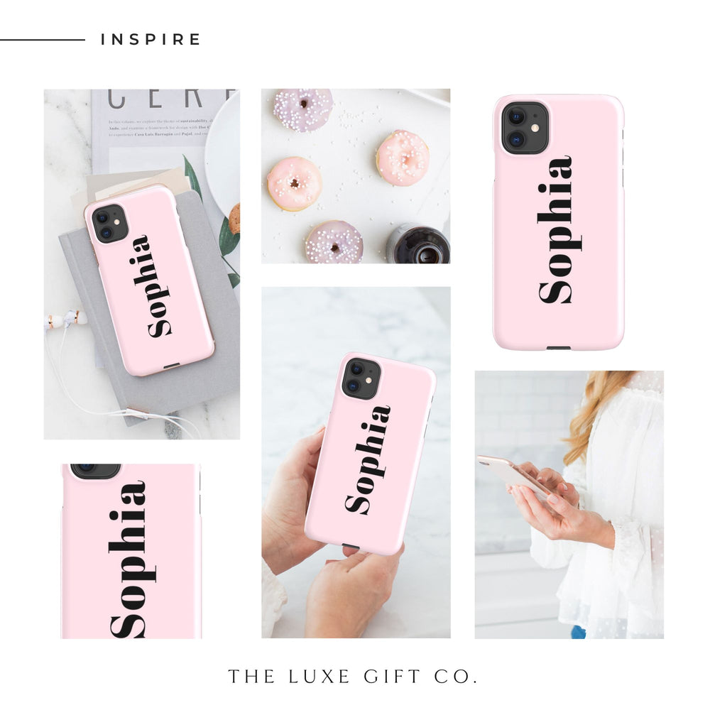iPhone Case | So Blush-y - The Luxe Gift Co.