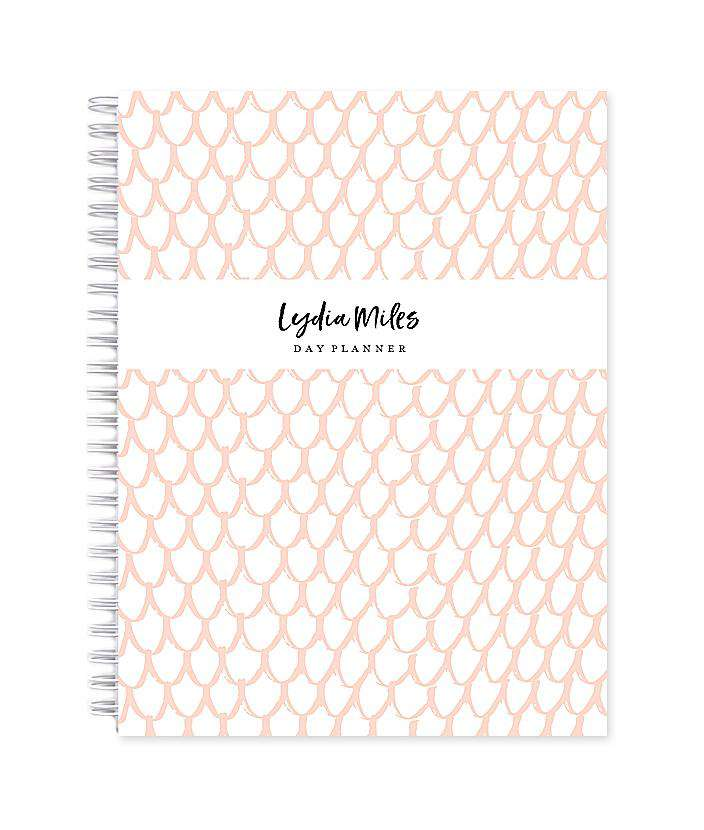 Daily Planner Notebook | It's a Frill