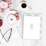 Personalised Meal Planner | Sweet Cakes - The Luxe Gift Co.