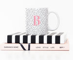 Personalised Mug | A Capital Idea Pink - The Luxe Gift Co.